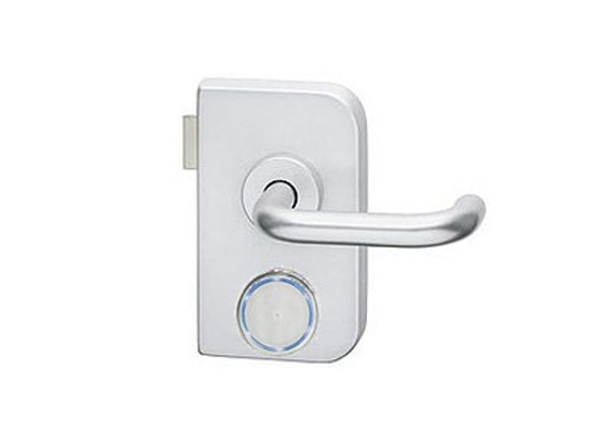 Glass Door Smart Locks provider in uae